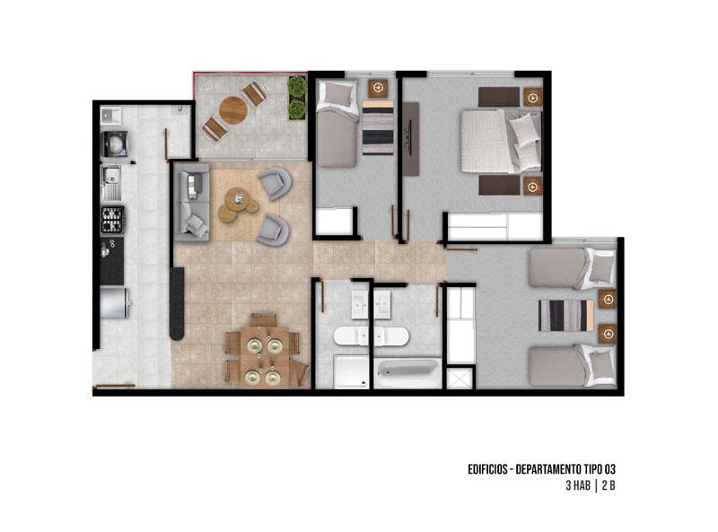 condominio-el-molino-tipo-3